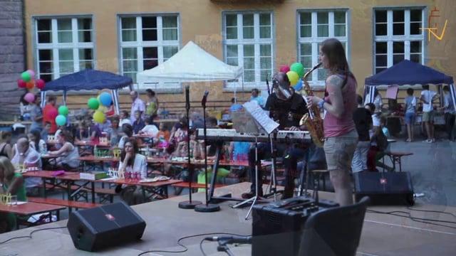 Sommerabschlussfest 2013
