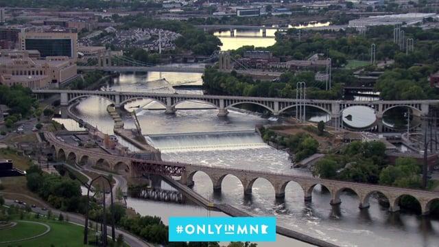 Minneapolis & Saint Paul