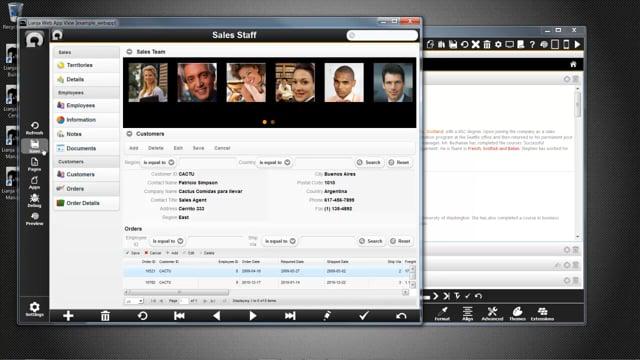 Getting Started 1 - Lianja Cloud Server and Lianja Web Client (Lianja v1.1)