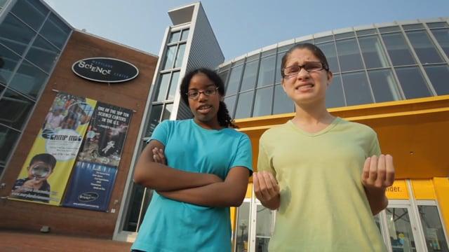 DFTV ASTC C3 Maryland Science Center