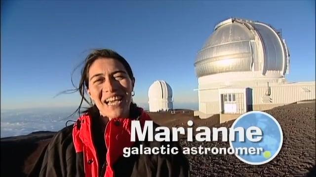 DragonflyTV 607 Astronomer Profile