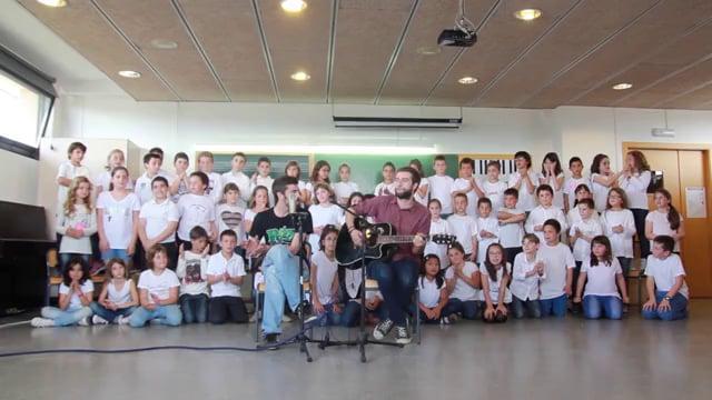 Rema - Itaca Band i els alumnes de 3EP