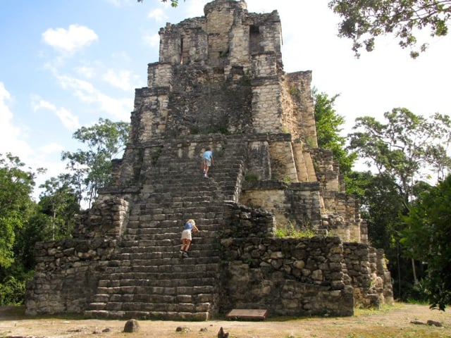 Muyil archaeological site & sian kaan tours from Cancun