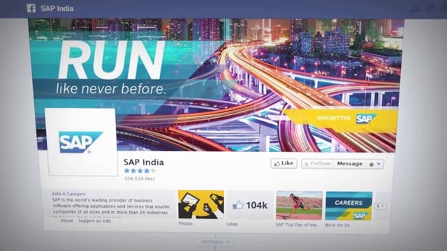 SAP India Social Media Case Study