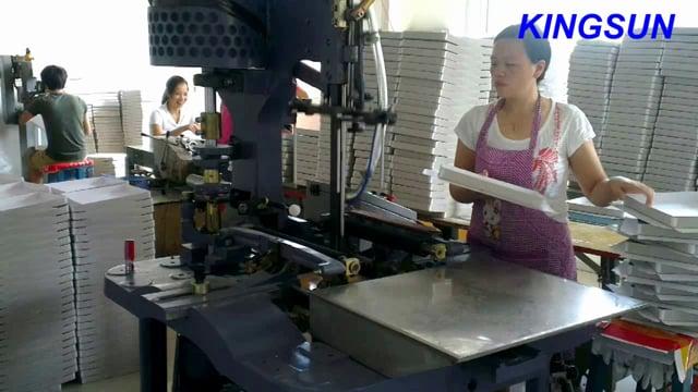 KBF-420 Rigid Box Forming Machine