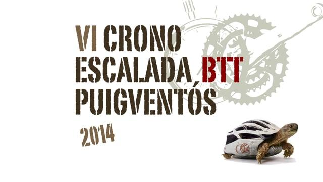VI Cronoescalada BTT Puigventós
