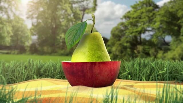 Dobrá voda - Jablko Hruška