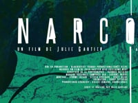 NARCOSE, short film by Julie gautier, relates the interior journey of Guillaume Néry the apnea world champion, during one of his deep water dives, while he is facing the rapture of the deep.