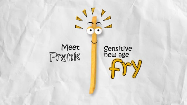 Frank The Fry