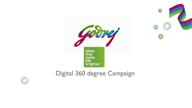 Godrej Master Brand Digital 360 Case Study - By WATConsult