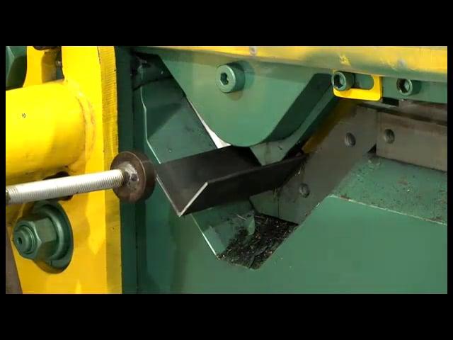 Piranha Angle Shear