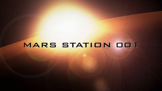 Mars Station 001