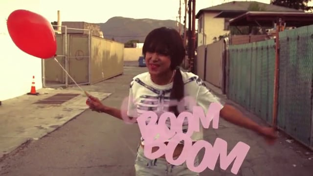 Lina Fouro - Boom