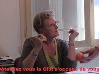 Vous stressez ? Votez CFDT - 001