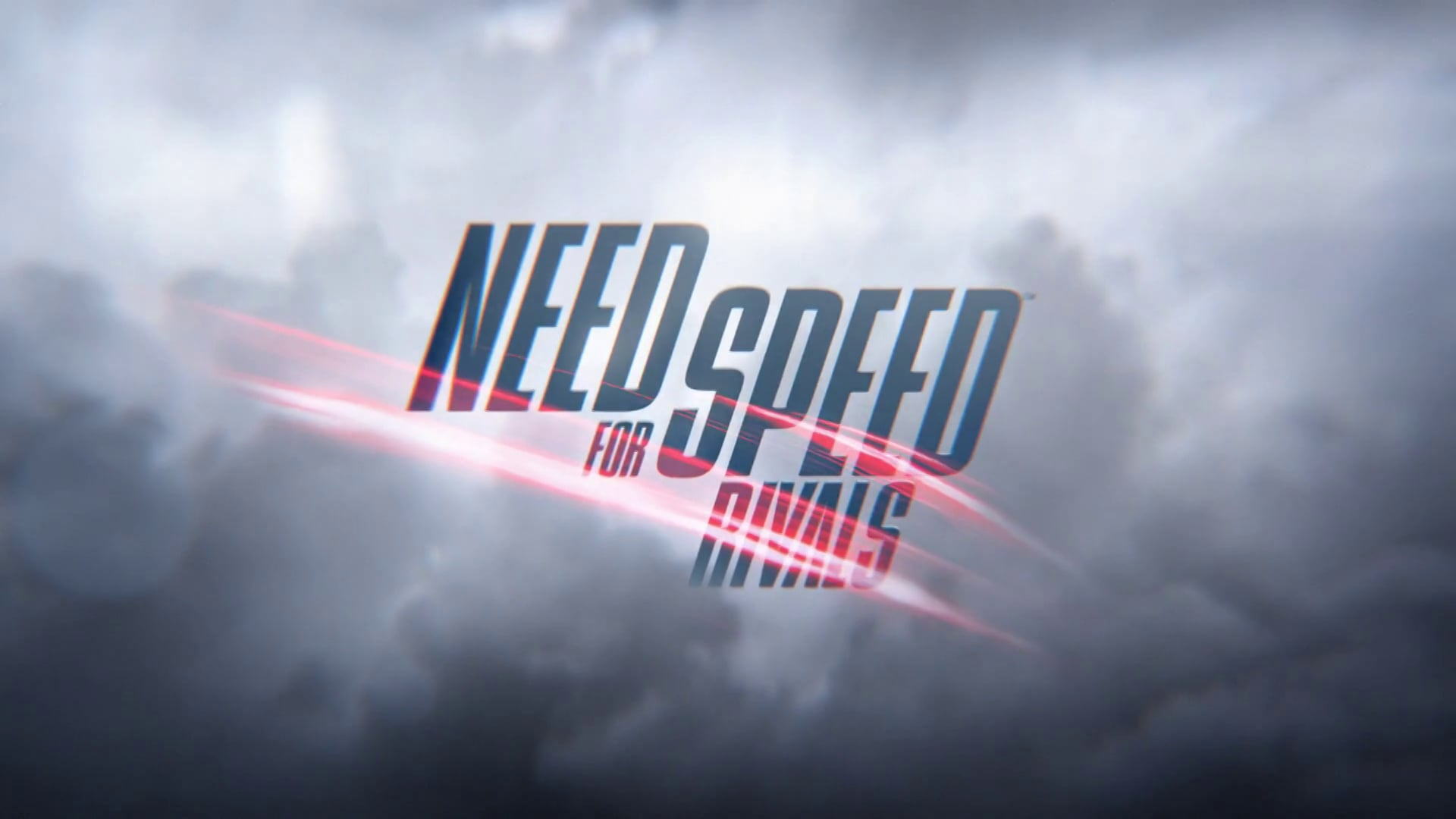 Concept: NFS Rivals / Opening Logos