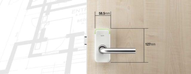 Cerradura Electronica I XS4 Mini