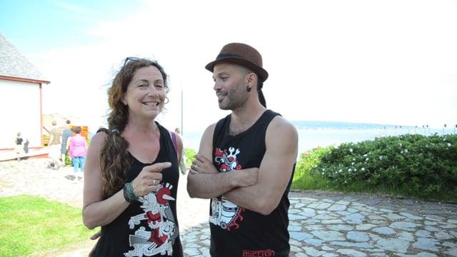 Résidence d'artistes québécoise :: édition 2014 :: Patrick Dionne et Miki Gingras