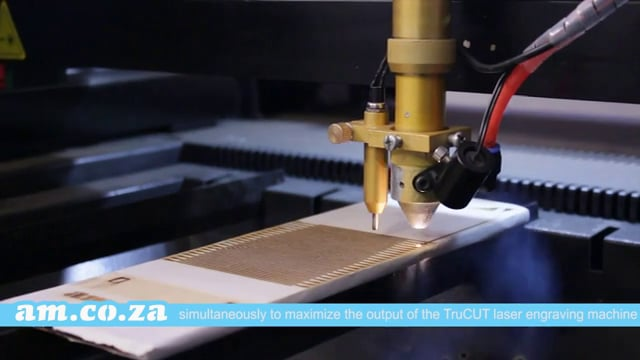 Make a Supa Stand by 6mm Supawood with 90W CO2 Laser Cutting Machine