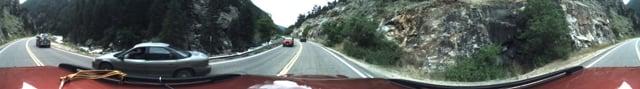 Omni 60C: Boulder Canyon Driveabout