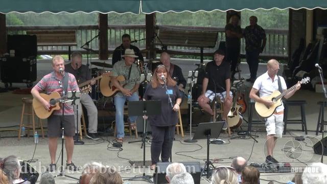 Brian, Denny, Rick, Annie (Beatles Tribute)
