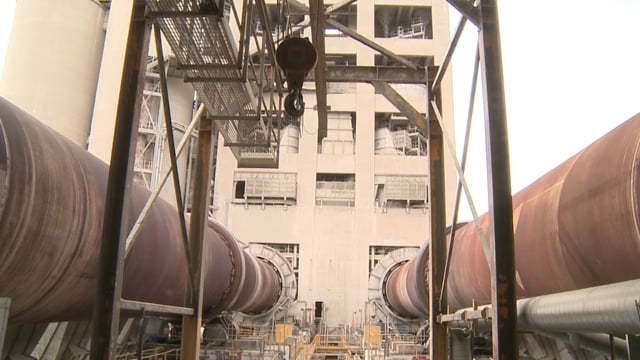 Cement Making Process Video 2018