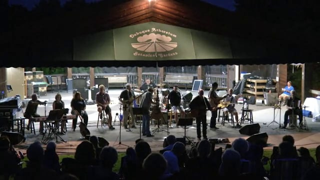 Final Group of Songs Beatles 50th Anniversary Tribute at Dubuque Arboretum