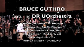 Bruce Guthro feat. DRUO - Songsmith