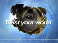 Mitsubishi Twist your world
