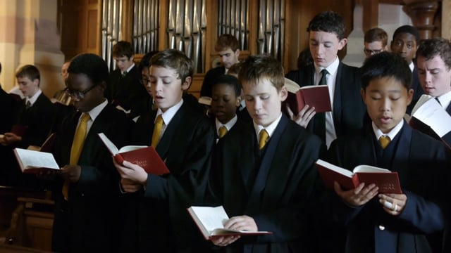 The St. Columba's Experience
