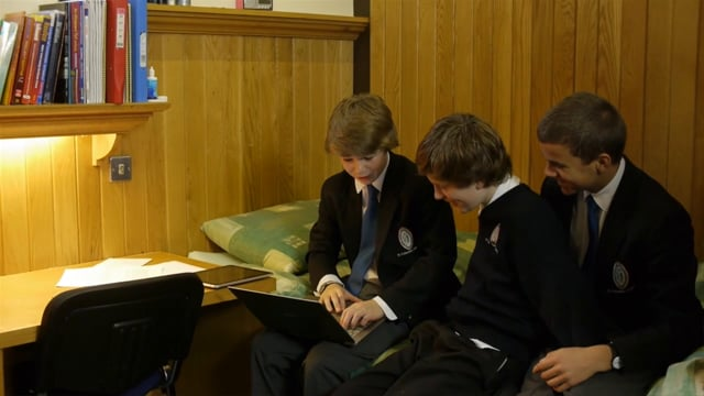 Boarding at St. Columba's College