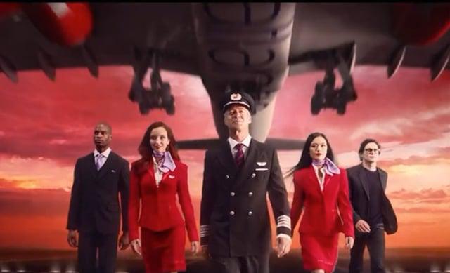 Virgin Atlantic - Partizan UK