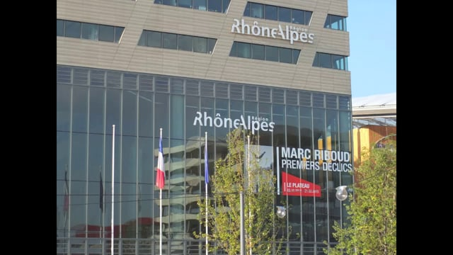 HOTEL DE LA REGION RHONE-ALPES