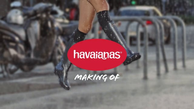 Havaianas Making-of
