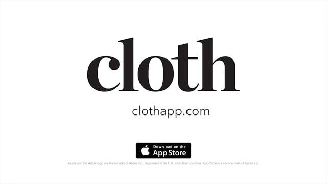 """PŘEDSTAVUJEME: Mobilní aplikace Cloth vyřeší vaši otázku """"co na sebe"""""""