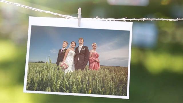 Die Hochzeit von Nina & Markus