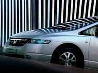 Honda Odyssey Night