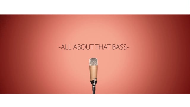 All about that bass - Daina-Isard Cover
