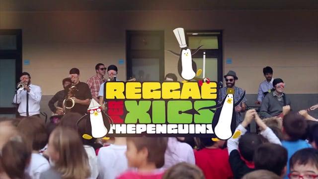 La Mosca - The Penguins, Reggae Per Xics