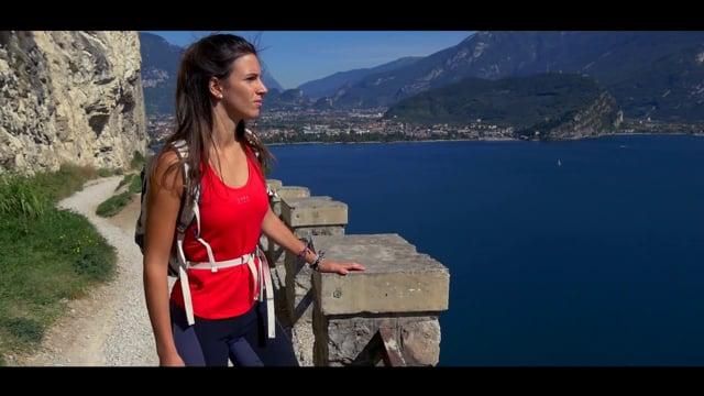 Biking, hiking, climbing at Lake Garda. Enjoy the outdoors!
