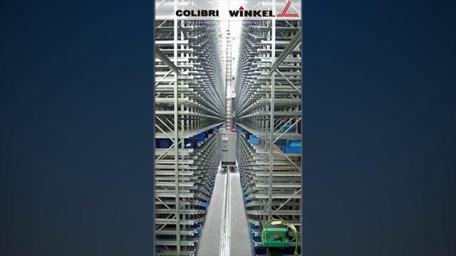 Winkel COLIBRI [AKL Lager] | Winkel GmbH Illingen
