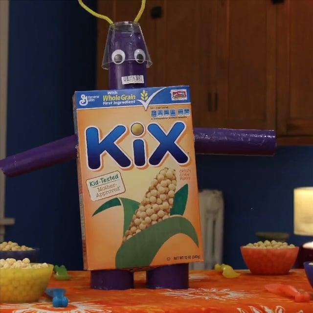 KIX Instagram Animated Video
