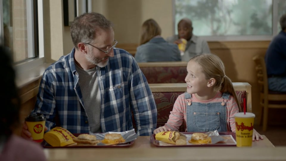 Bojangles - Better With Cheddar