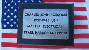Interment of Charles John Roskoski