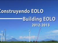 Construyendo EOLO de NICARAGUA