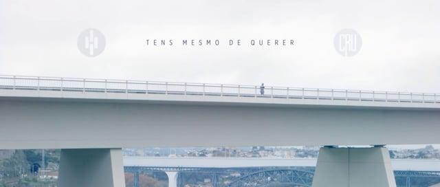 CRU - 'Tens Mesmo de Querer'/ 'You Really Gotta Want It'