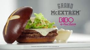 McDonalds Bibo by Dani García