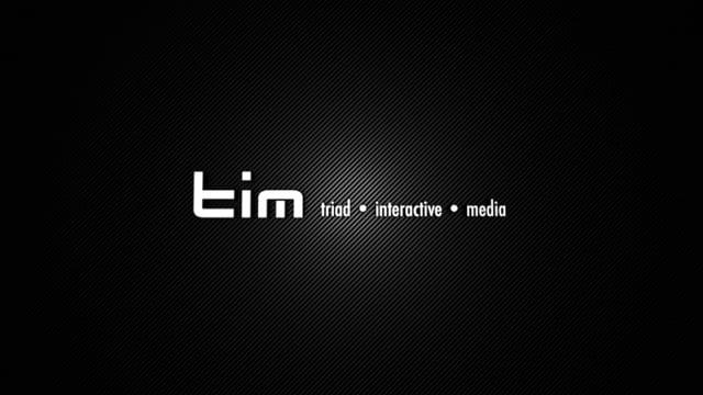 Triad Interactive Media Samples Reel