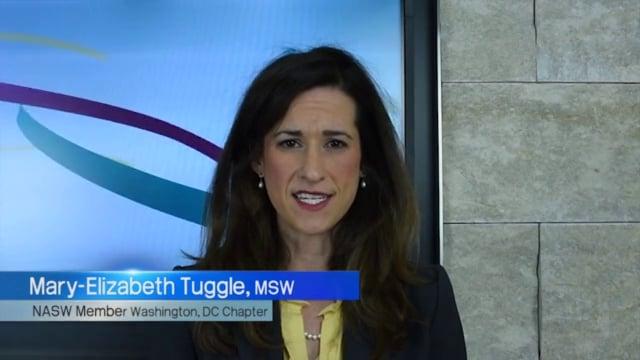 NASW - E. Tuggle, DC Chapter Member