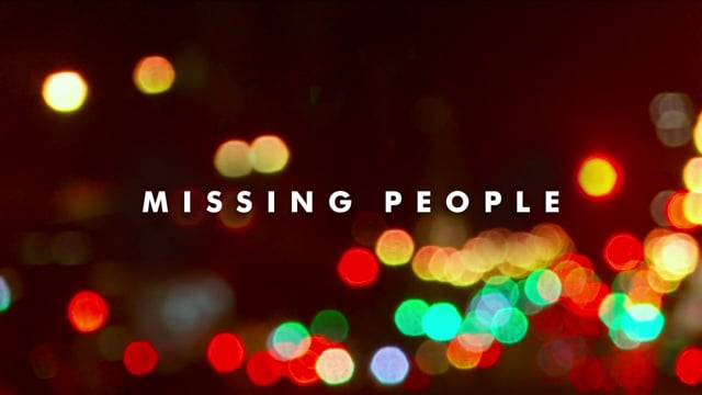 MISSING PEOPLE @ LAFF 2015 (Documentary Competition)