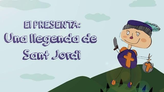 EI Presenta: Una llegenda de Sant Jordi